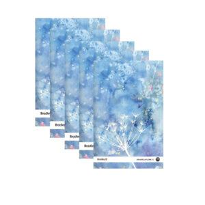 Joonistusplokk A3, 10 lehte, 210g akvarellile, 5 tükki pakis 1/1