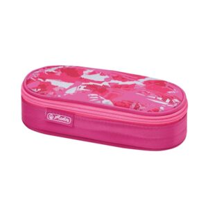 Herlitz pinal Be.Bag Airgo, kaanega - Camouflage Pink 1/1
