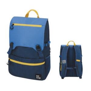 Herlitz koolikott-seljakott be.bag be.smart, 25 l / Navy 1/1