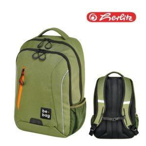 Koolikott-seljakott Herlitz Be.Bag Be Urban roheline 18 L 1/1