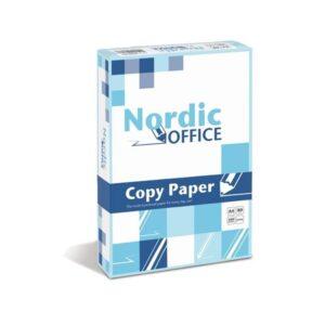 Koopiapaber Nordic Office - A4 / 80 g / 500 lehte 1/1