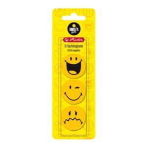 Magnetid Smiley 6tk 1/1