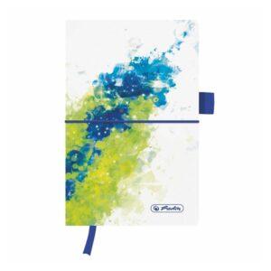 Märkmeraamat A5/96 Color Splash sidrun jooneline 1/1
