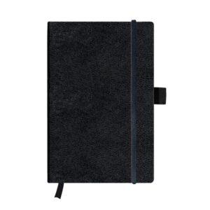 Märkmeraamat A5/96 my.book black ruuduline 1/1
