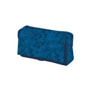 Herlitz pinal, 2 taskuga - Geometric Blue 1/1