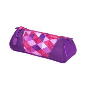 Herlitz pinal, kolmnurkne - Pink Cubes 1/1