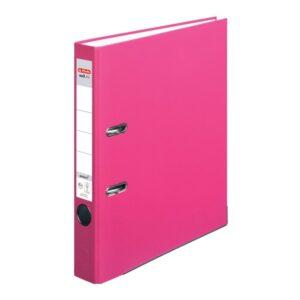 Registraator 5 cm Color Block indon. roosa 1/1