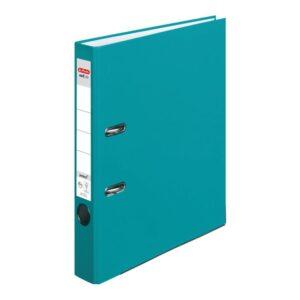 Registraator 5 cm Color Block türkiis 1/1