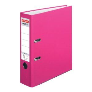 Registraator 8 cm Color Block indon.roosa 1/1