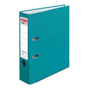 Registraator 8 cm Color Block türkiis 1/1