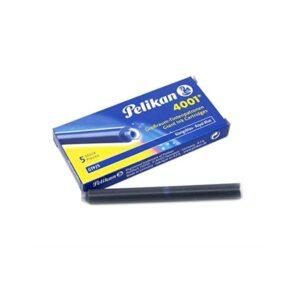 Pelikan tindipadrun 4001, pikad, 5 tk, Royal blue, sinine 1/1